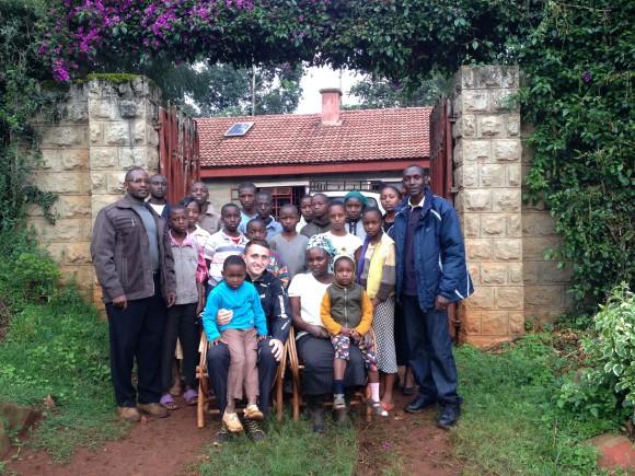 1st visit to Pavilion Village 2013.