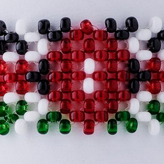 Kenya flag with name