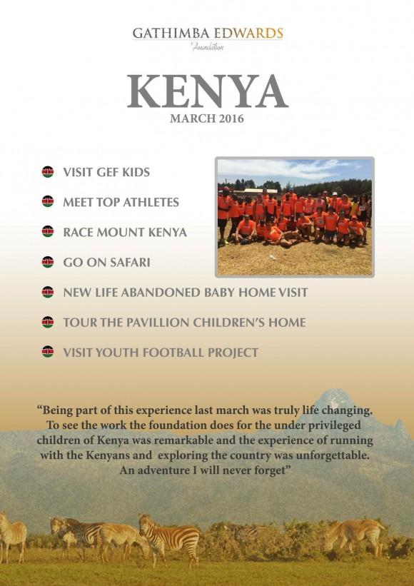 Kenya 22 poster