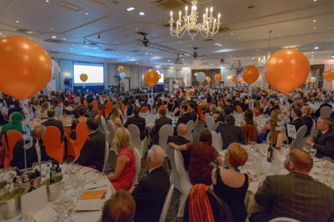 GEF dinner 2017 Ardoe ballroom