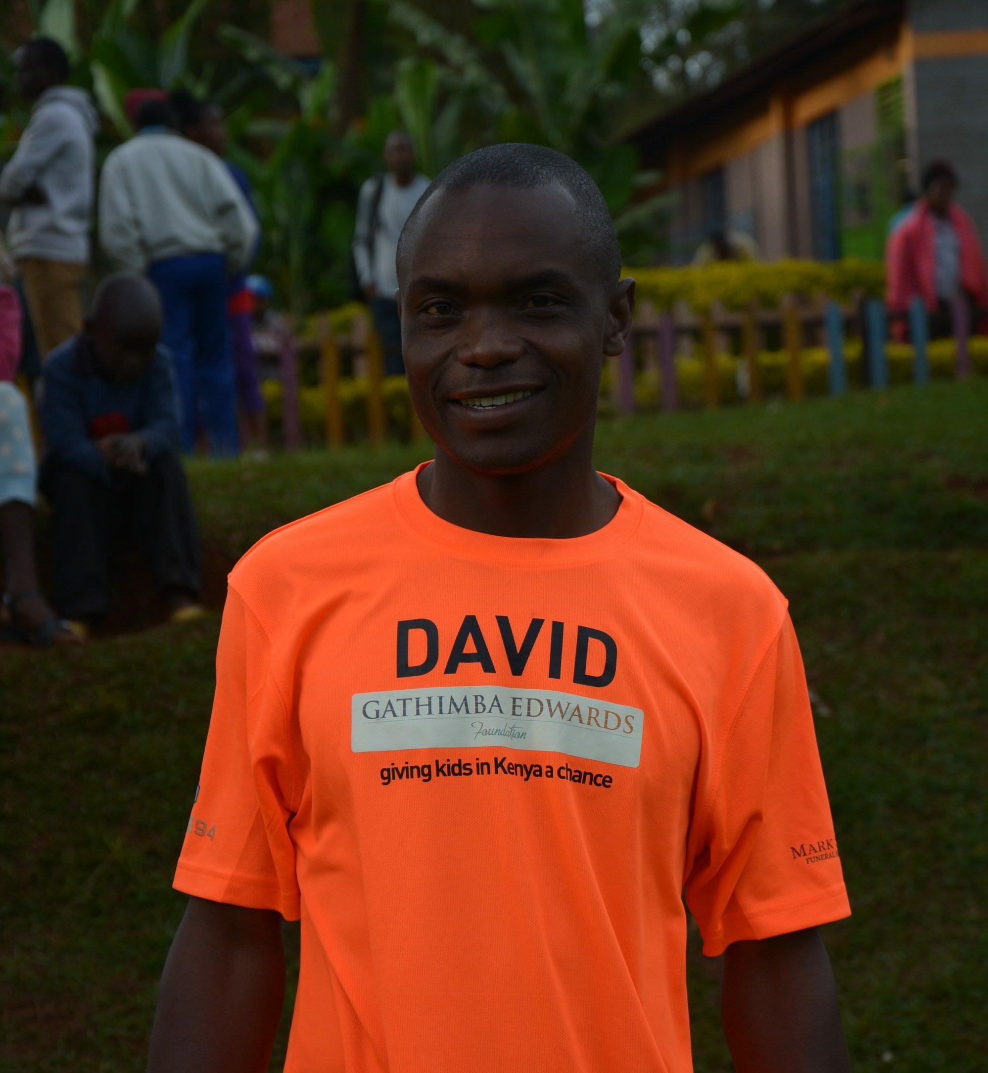 Meet the team - Kenya - David