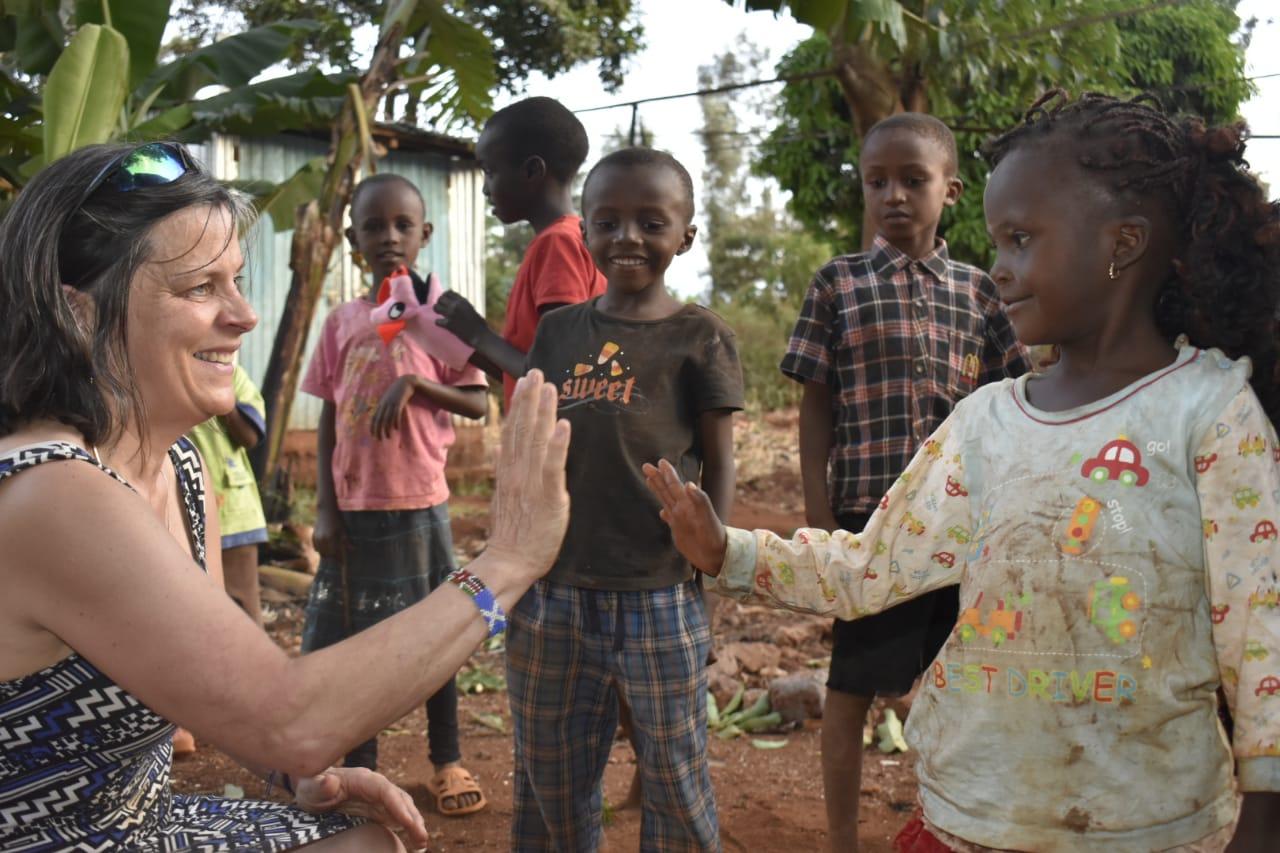 Volunteering in Kenya, Africa