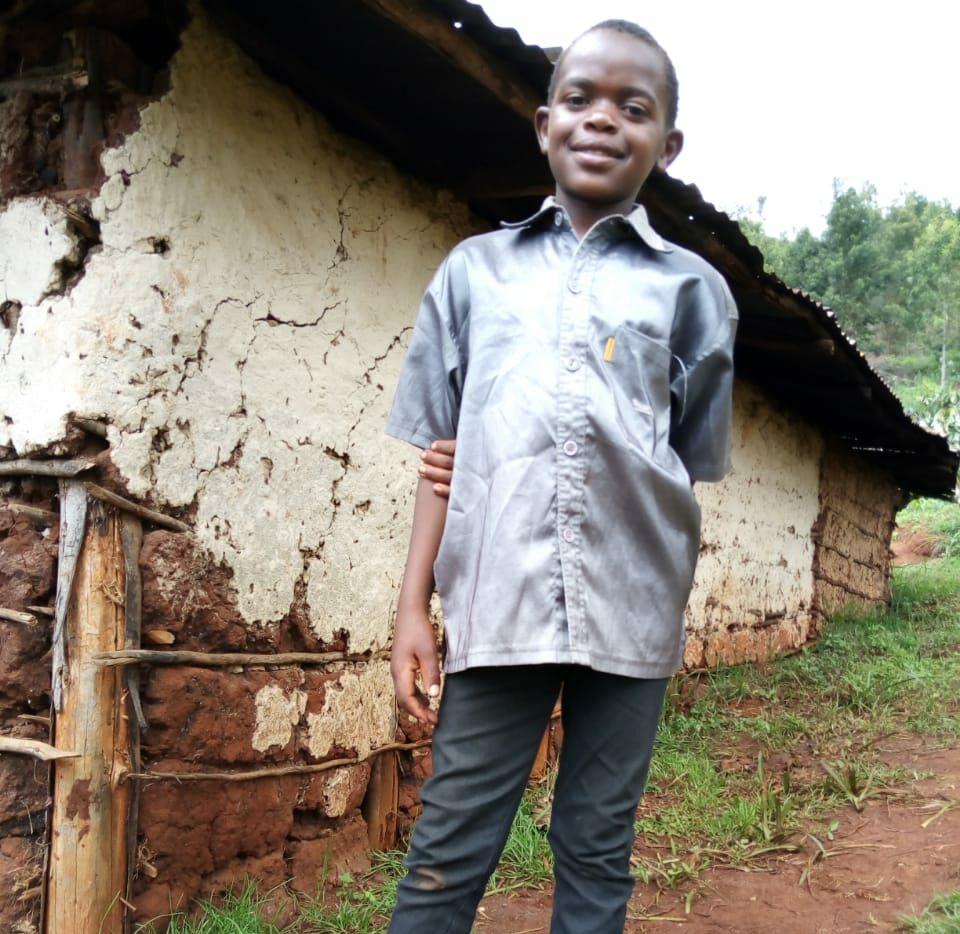 Sponsor a child Kenya