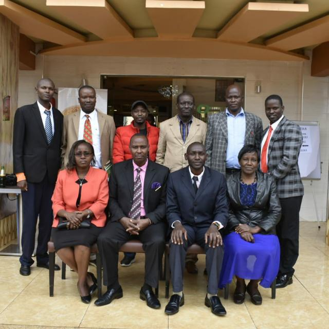 Kenyan board of management